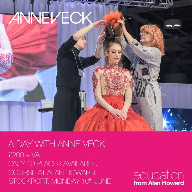 Anne Veck Avante Garde Behind The Scenes Workshop Image 1