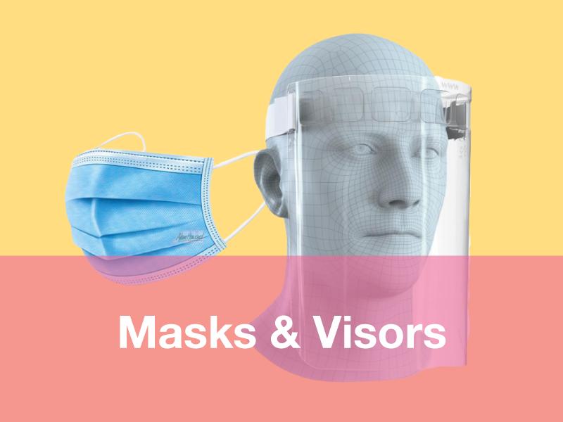 Masks & Visors