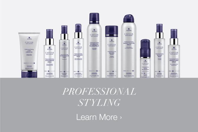 Alterna Professional Styling Range