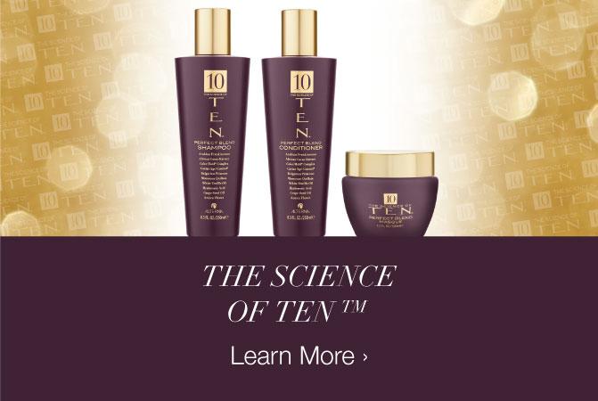 Alterna The Science Of Ten Range