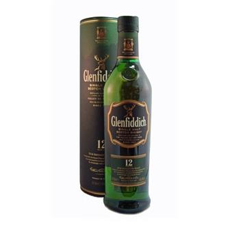 Glenfiddich 12 years old 40% 70cl thumbnail