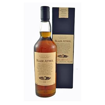 Blair Athol 12 years old 43% 70cl thumbnail