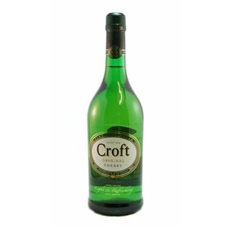 Croft Original Pale Cream Sherry 17.5% 75cl thumbnail