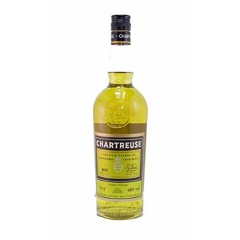 Chartreuse Yellow 43% 70cl thumbnail