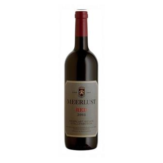 Meerlust Red 2017 75cl thumbnail