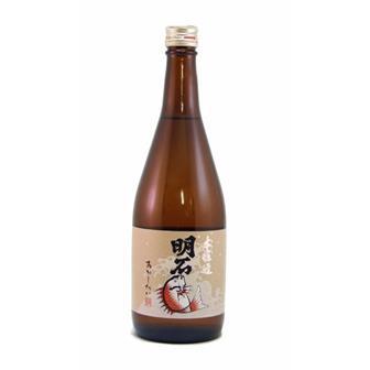 Akashi - Tai Sake Honjozo Tokubetsu 72cl thumbnail