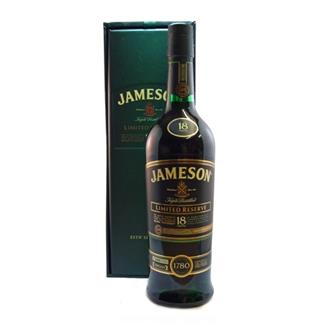 Jamesons 18 years old 43% 70cl thumbnail