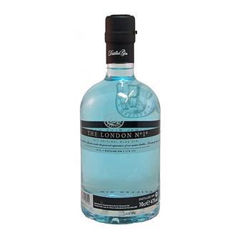 The London Gin No.1 Original Blue Gin 47% 70cl thumbnail