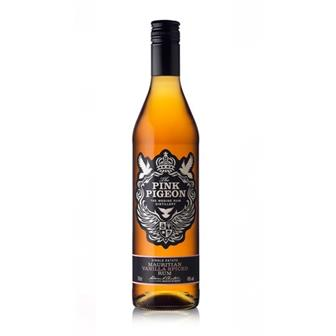 Pink Pigeon Vanilla Spiced Rum 40% 70cl thumbnail