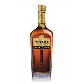 Metaxa 12 Star Brandy 40% 70cl thumbnail