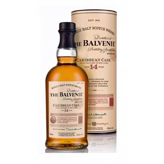 Balvenie Carribbean Cask 14 years old 43% 70cl thumbnail