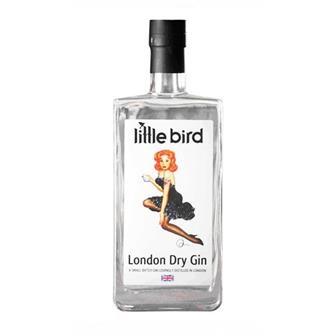 Little Bird London Dry Gin Small Batch 41.6% 70cl thumbnail