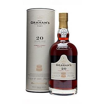 Grahams 20 year old Tawny Port 20% 75cl thumbnail