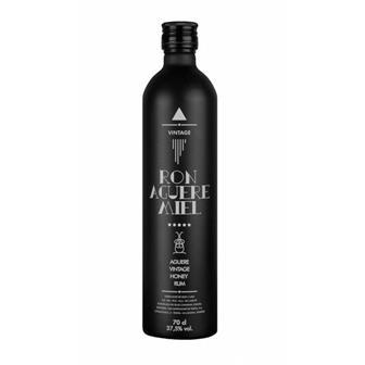 Ron Aguere Miel Vintage Honey Rum 37.5% 70cl thumbnail
