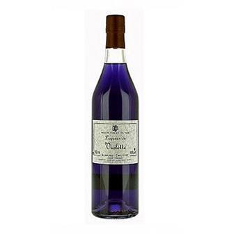 Liqueur de Violette Edmond Briottet 18% 70cl thumbnail