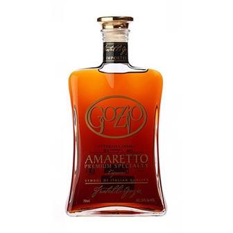 Gozio Amaretto 24% 70cl thumbnail