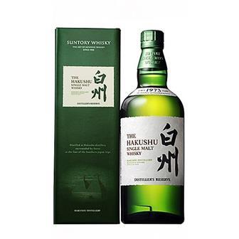 Suntory Hakushu Distillers Reserve 43% 70cl thumbnail