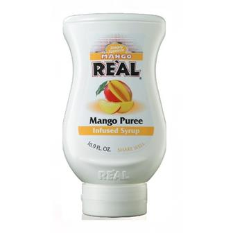 Real Mango Puree infused Syrup 500ml thumbnail