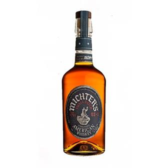 Michters US 1 Small Batch Whiskey 41.7% 70cl thumbnail