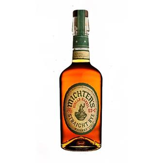 Michters US 1 Straight Rye Single Barrel 42.4% 70cl thumbnail