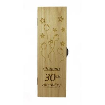 Happy 30th Birthday Gift Box thumbnail