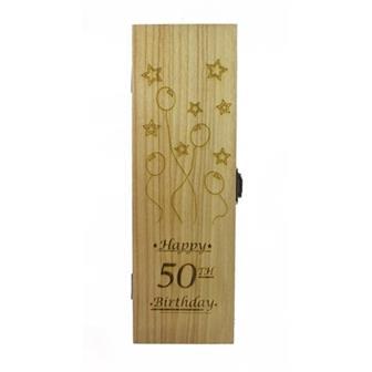 Happy 50th Birthday Gift Box thumbnail