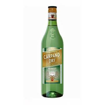 Carpano Dry Vermut 18% 100cl thumbnail