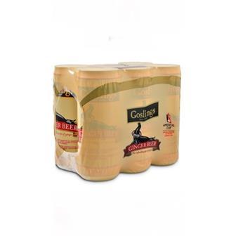 Goslings Ginger Beer 6x330ml thumbnail