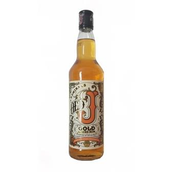 Admiral Vernon's Old J Gold Spiced Rum 70cl thumbnail