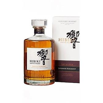 Suntory Hibiki Japanese Harmony 43% 70cl thumbnail