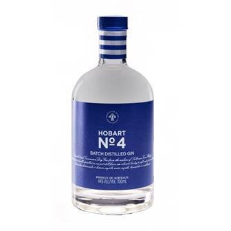 Hobart No. 4 Batch Gin 44% 70cl thumbnail