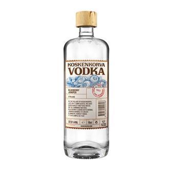 Koskenkorva Blueberry Juniper Vodka 37.5% 70cl thumbnail