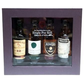 Introduction To The Single Pot Still Whiskeys Of Midleton 4 x 50ml thumbnail