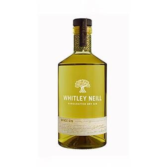 Whitley Neill Quince Gin 43% 70cl thumbnail