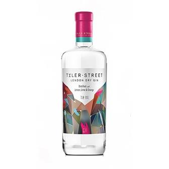 Tyler Street London Dry Gin 40% 70cl thumbnail