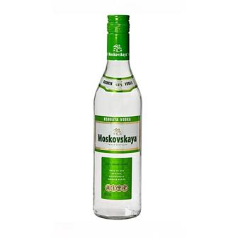 Moskovskaya Vodka 38% vol 70cl thumbnail