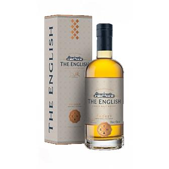 The English Single Malt Smokey 43% 70cl thumbnail