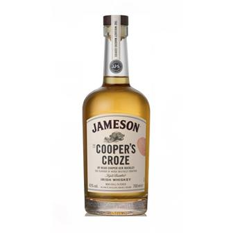 Jameson The Coopers Croze Irish Whiskey 43% 70cl thumbnail