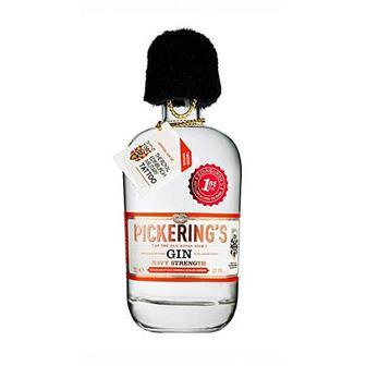 Pickerings Navy Strength Gin 57% 70cl thumbnail