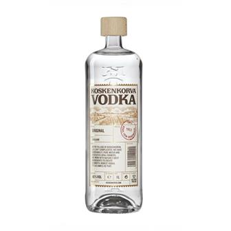 Koskenkorva Orignial Vodka 37.5% 70cl thumbnail