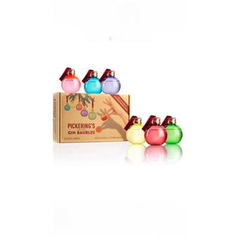 Pickering's Gin Baubles 6x5cl thumbnail