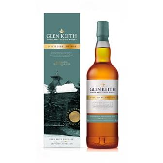 Glen Keith Distillery Edition 40% 70cl thumbnail