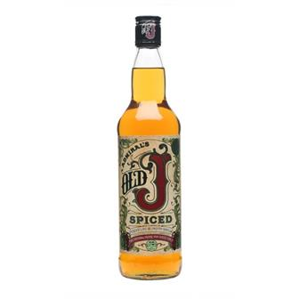 Admiral Vernon's Old J Spiced Rum 70cl thumbnail