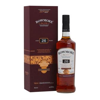 Bowmore 26 Year The Old Vintner's Trilogy thumbnail