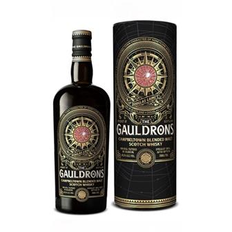 The Gauldrons Campbeltown Blended Malt 4 thumbnail