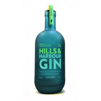 Hills & Harbour Gin 40% 70cl thumbnail