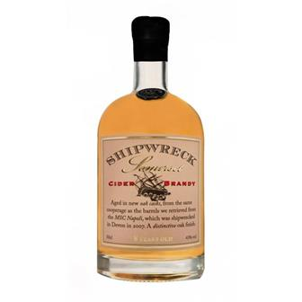 Somerset Cider Brandy Shipwreck 8 years thumbnail