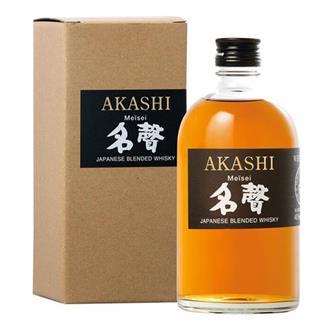Akashi Meisei Japanese Blended Whisky40% thumbnail