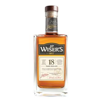 JP Wisers 18 years old Blended whisky 40 thumbnail