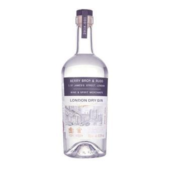 Berry Bros & Rudd London Dry Gin 40.6% 7 thumbnail